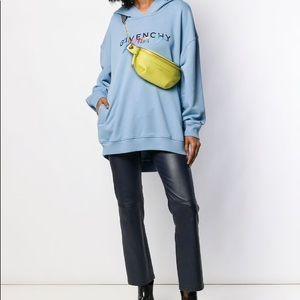 """New"" Givenchy Zipped Belt Bag"